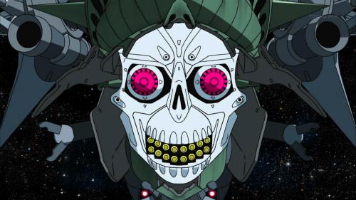 スペース☆ダンディ 第8話感想 1
