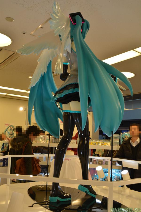 羽田空港にオープンした「初音ミク ウイングショップ」フォトレポート_0387