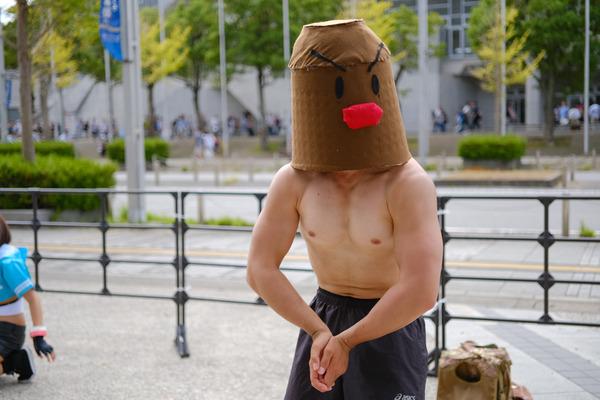東京ゲームショウ2018の2日目コスプレレポート040