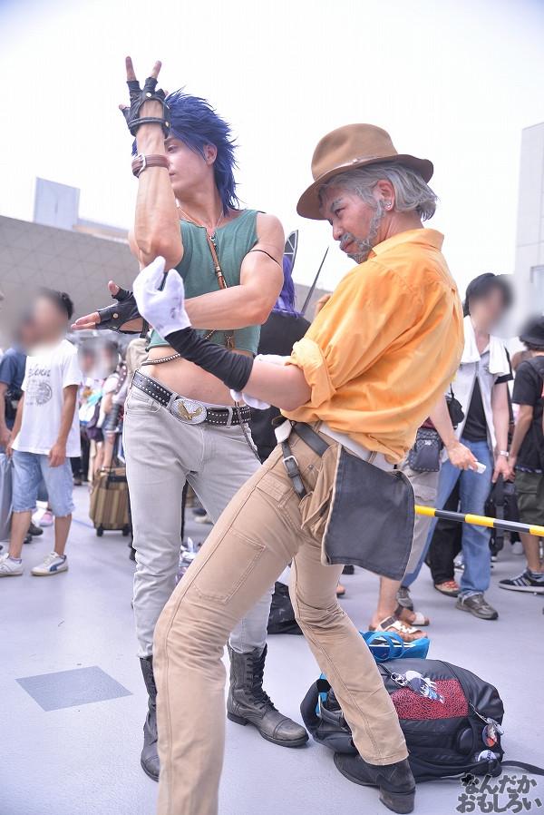 夏コミ コミケ86 3日目 コスプレ画像_3649