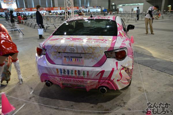 ラブライブ!公式痛車も展示!『ニコニコ超会議3』痛車、痛単車、痛チャリ、コスプレイヤーさんフォトレポート(80枚)_0017