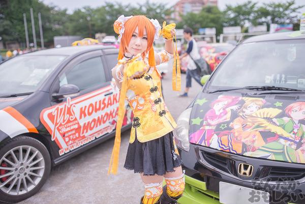 オートジャンボリー2015 ラブライブ!痛車とコスプレ写真画像まとめ_6383