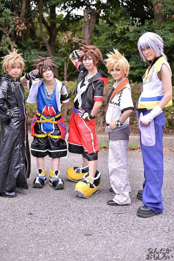 東京ゲームショウ2014 TGS コスプレ 写真画像_5200