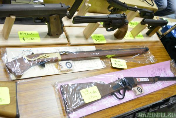 『トレジャーフェスタin有明10』玖須美屋(クスミヤ)の木製輪ゴム銃_0585