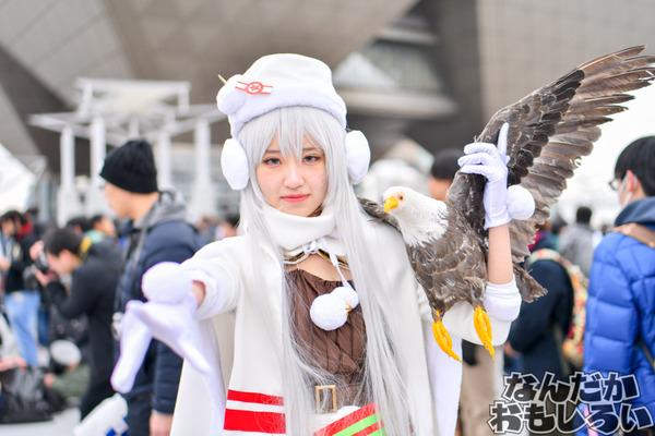 『コミケ93』3日目のコスプレレポート 大人気「FGO」「アズレン」コスプレイヤーまとめ_4128