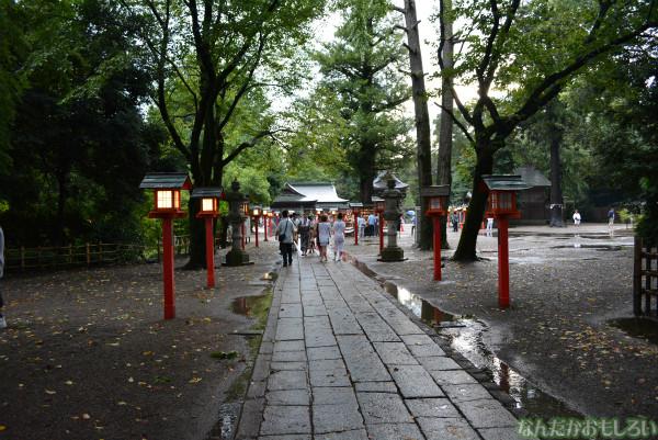 『鷲宮 土師祭2013』ゲリラ雷雨の様子_0692
