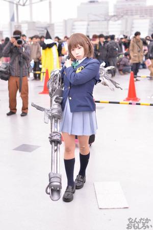 コミケ87 2日目 コスプレ 写真画像 レポート_4530