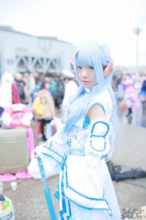 コミケ87 冬コミ 2日目 コスプレ 写真画像 レポート_0469