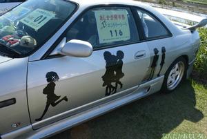 『第7回足利ひめたま痛車祭』アニメ、漫画、ライトノベル作品の痛車フォトレポート_0687