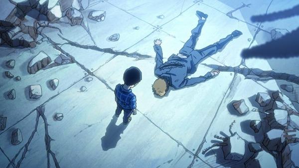 アニメ『モブサイコ100』第12話最終回感想 最後まで迫力ある展開…!モブと霊幻、最高だ…!(ネタバレあり)