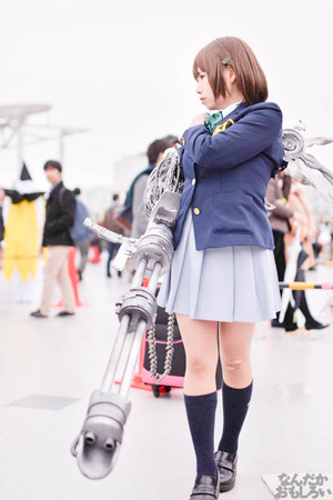 コミケ87 2日目 コスプレ 写真画像 レポート_4535