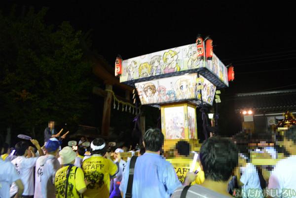 『鷲宮 土師祭2013』らき☆すた神輿_0905