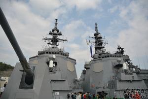 『第2回護衛艦カレーナンバー1グランプリ』護衛艦「こんごう」、護衛艦「あしがら」一般公開に参加してきた(110枚以上)_0579