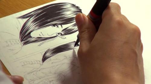 ニコニコ動画に「GANTZ」奥浩哉先生?の新しい作品が公開! 3