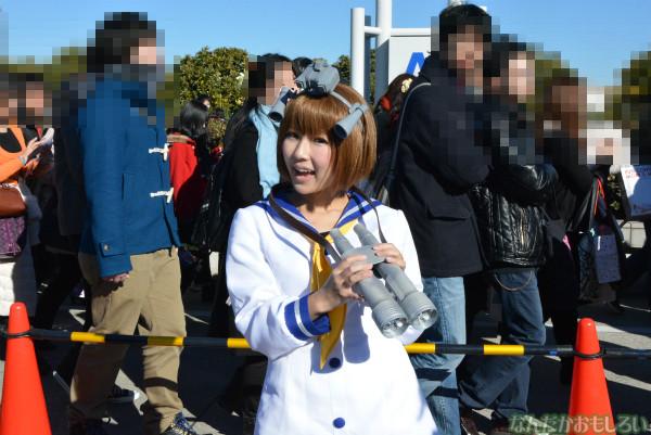 『コミケ85』1日目の「艦これ」レイヤーさんフォトレポート_0087