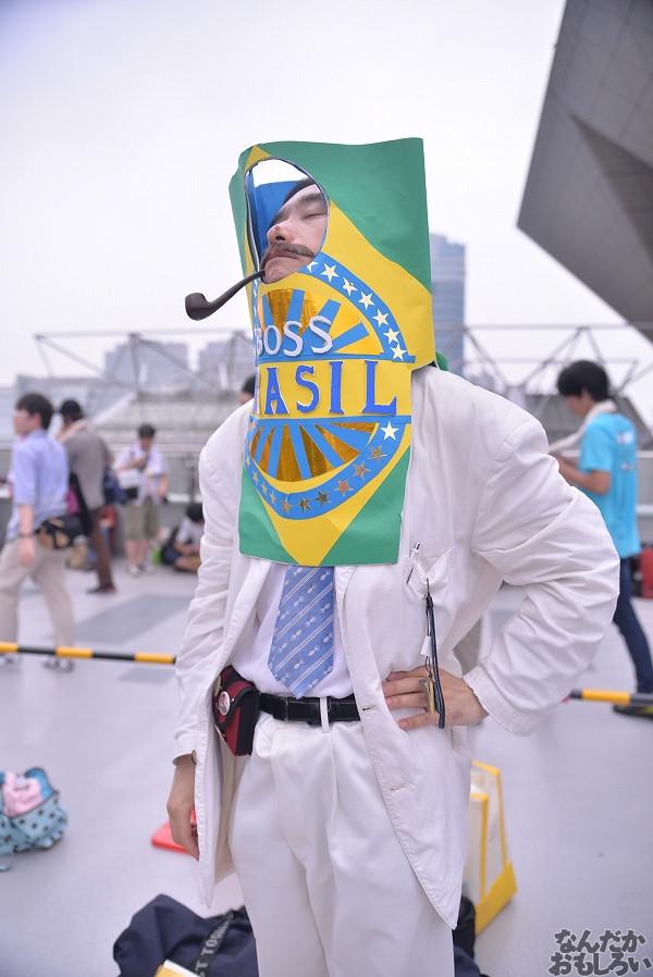 夏コミ コミケ86 3日目 コスプレ画像_3525
