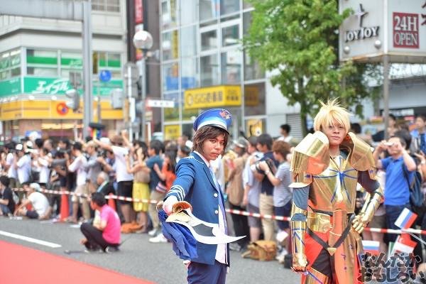 26カ国参加!『世界コスプレサミット2014』各国代表のレイヤーさんが名古屋市内をパレード_0372