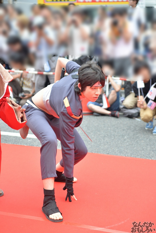 26カ国参加!『世界コスプレサミット2014』各国代表のレイヤーさんが名古屋市内をパレード_0387