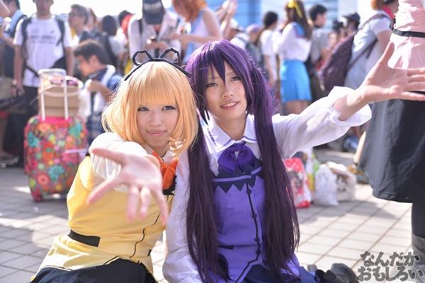 夏コミ コミケ86 3日目 コスプレ画像_3769
