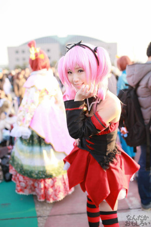 コミケ87 コスプレ 写真画像 レポート 1日目_9629