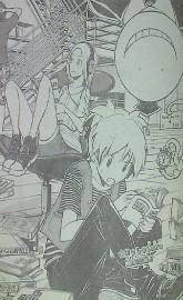暗殺教室第52話感想 扉絵の渚くんが・・・