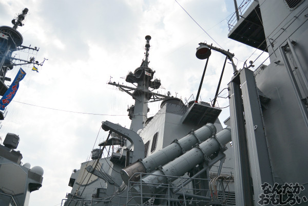 『第2回護衛艦カレーナンバー1グランプリ』護衛艦「こんごう」、護衛艦「あしがら」一般公開に参加してきた(110枚以上)_0595