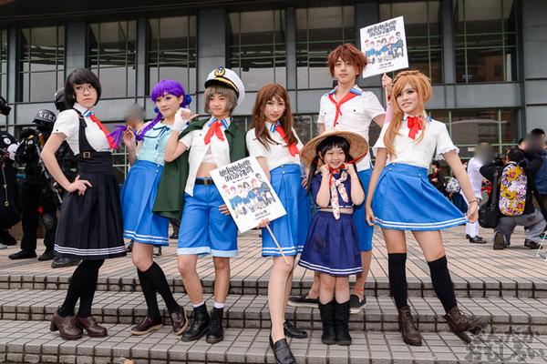 台湾の新大型同人イベント『COMIC HORIZON』1日目のコスプレフォトレポート 「砲雷撃戦」の影響か艦これレイヤーさん大量集結!_0922