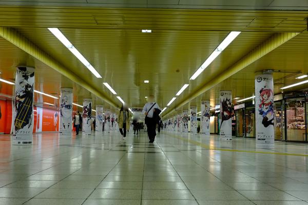 アズールレーン新宿・渋谷の大規模広告-64