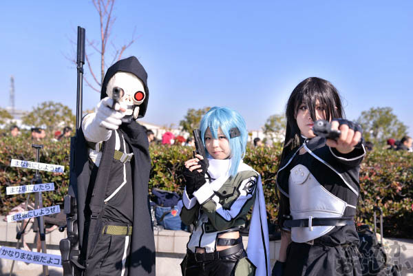 コミケ87 コスプレ 写真 画像 レポート_3922