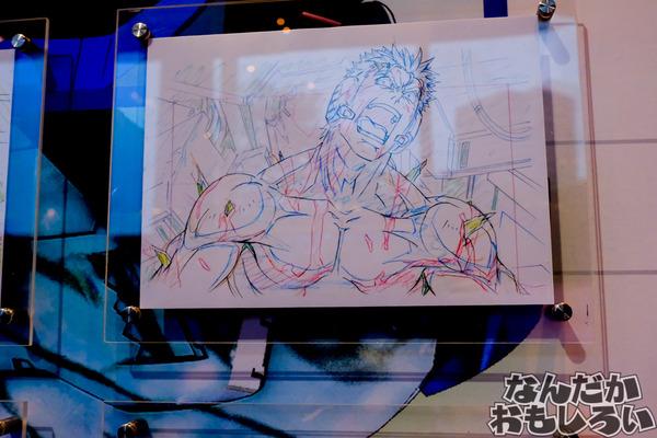 『C3AFA バンコク 2017』あの泣いちゃうシーン再び…バンダイブースでガンプラ&「鉄血のオルフェンズ」などアニメ原画展示などを実施0357