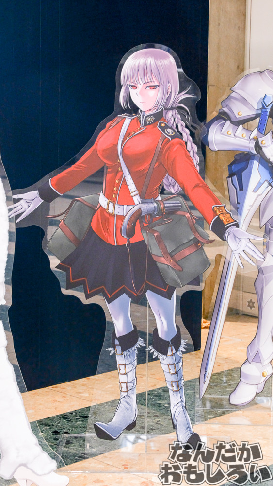 『Fate/Grand Order』アニメジャパンのFGOブースやFGO関連情報2188