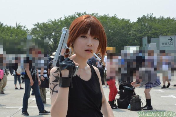 『コミケ84』進撃の巨人、ソードアート・オンライン、女性のコスプレイヤーさんまとめ_0985