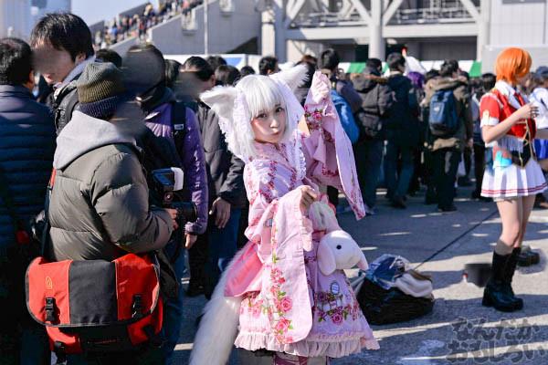 コミケ87 コスプレ 写真 画像 レポート_3943