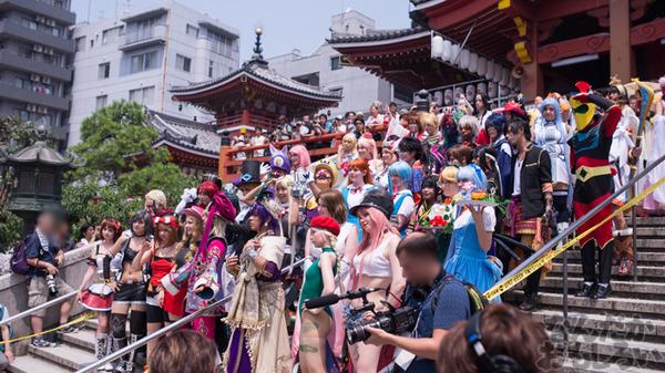 『世界コスプレサミット2015』大須商店街で大規模コスプレパレード!その様子を撮影してきた