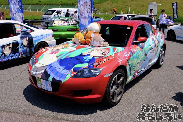 『第13回足利ひめたま祭』「ラブライブ!」シリーズ痛車まとめ5271