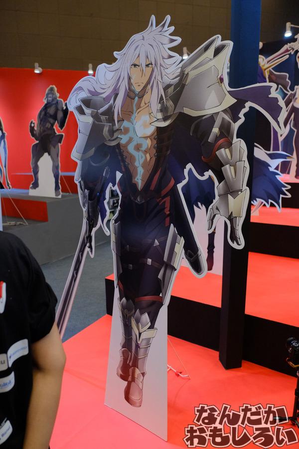 『Fate/Apocrypha』インドネシアのイベントで両陣営サーヴァント大集結の大規模展示!その様子を写真でお届け5705
