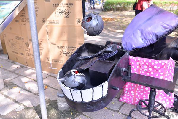 『砲雷撃戦!よーい! 高雄』コスプレフォトレポートその3 台湾の大学講堂前、こだわりぬいた艤装などここでしか味わえない熱いコスプレの様子をお届け!_3092