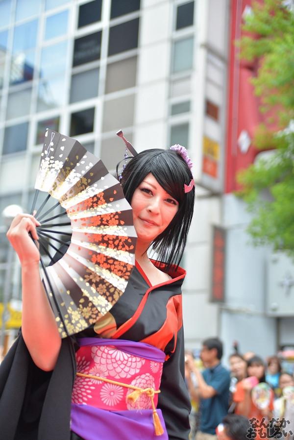26カ国参加!『世界コスプレサミット2014』各国代表のレイヤーさんが名古屋市内をパレード_0279