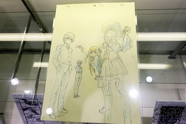 TVアニメ放送中「Charlotte」の貴重な原画を大量展示した展示会がアキバで開催!早速会場の様子をお届け_3569