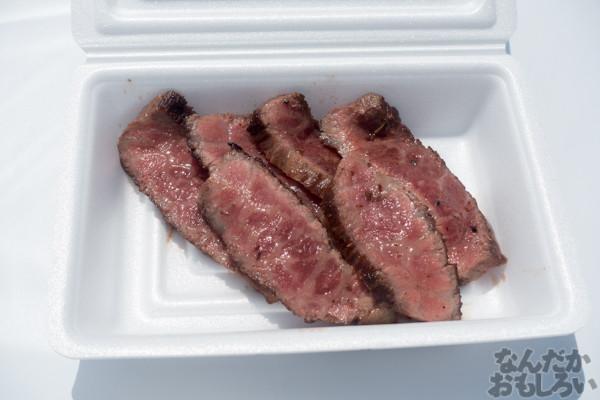 駒沢オリンピック公園で肉の祭典『肉フェス2015春』開催!「食戟のソーマ」「長門有希ちゃんの消失」コラボメニューなど肉をたっぷり堪能してきた!02652