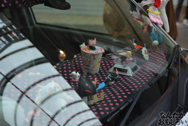 『とちテレアニメフェスタ2014』痛車フォトレポート 「ラブライブ!」「猫物語(白)」「鬼灯の冷徹」「夏目友人帳」などなど…_0021