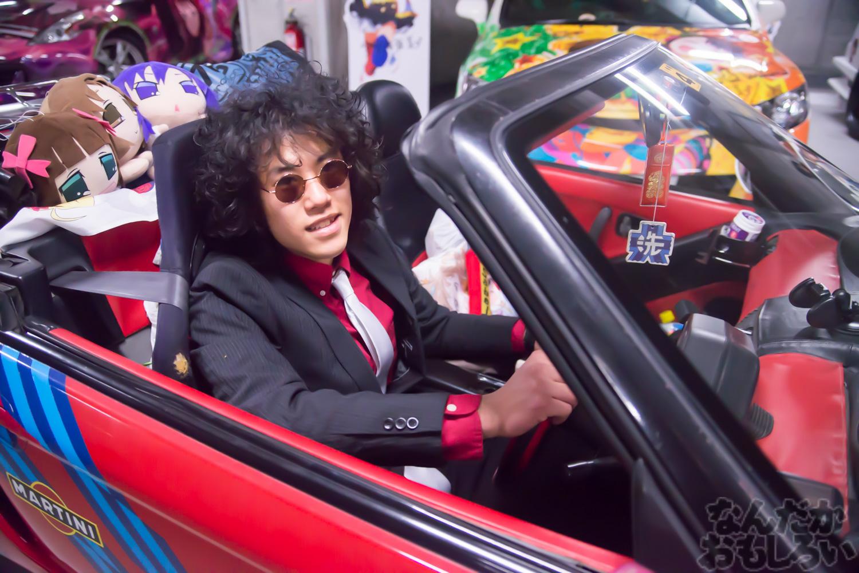 秋葉原UDX駐車場のアイドルマスター・デレマス痛車オフ会の写真画像_6503