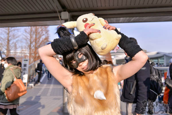 コミケ87 コスプレ 画像写真 レポート_4065