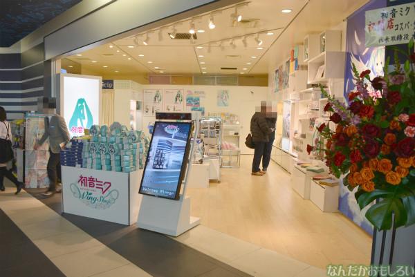 羽田空港にオープンした「初音ミク ウイングショップ」フォトレポート_0428