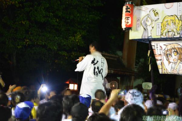 『鷲宮 土師祭2013』らき☆すた神輿_0919
