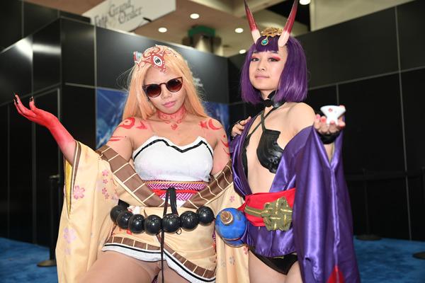 AnimeExpo2019FGOコスプレレポート023