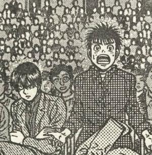 『はじめの一歩』1168話感想(ネタバレあり)1