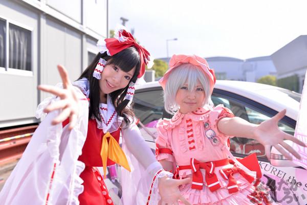 第十二回 博麗神社例大祭 コスプレフォトレポート写真画まとめ_1070