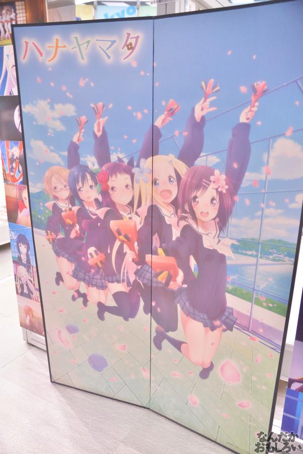 TVアニメ「ハナヤマタ」展が秋葉原で開催!原画、設定資料、台本、コラボ商品など数多く展示!_8480