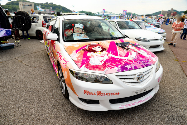 『第11回足利ひめたま痛車祭』今回も「ラブライブ!」痛車たくさん参加!その痛車たちをどどんとお届け_7309